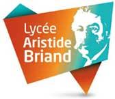 Logo Lycée Aristide Briand